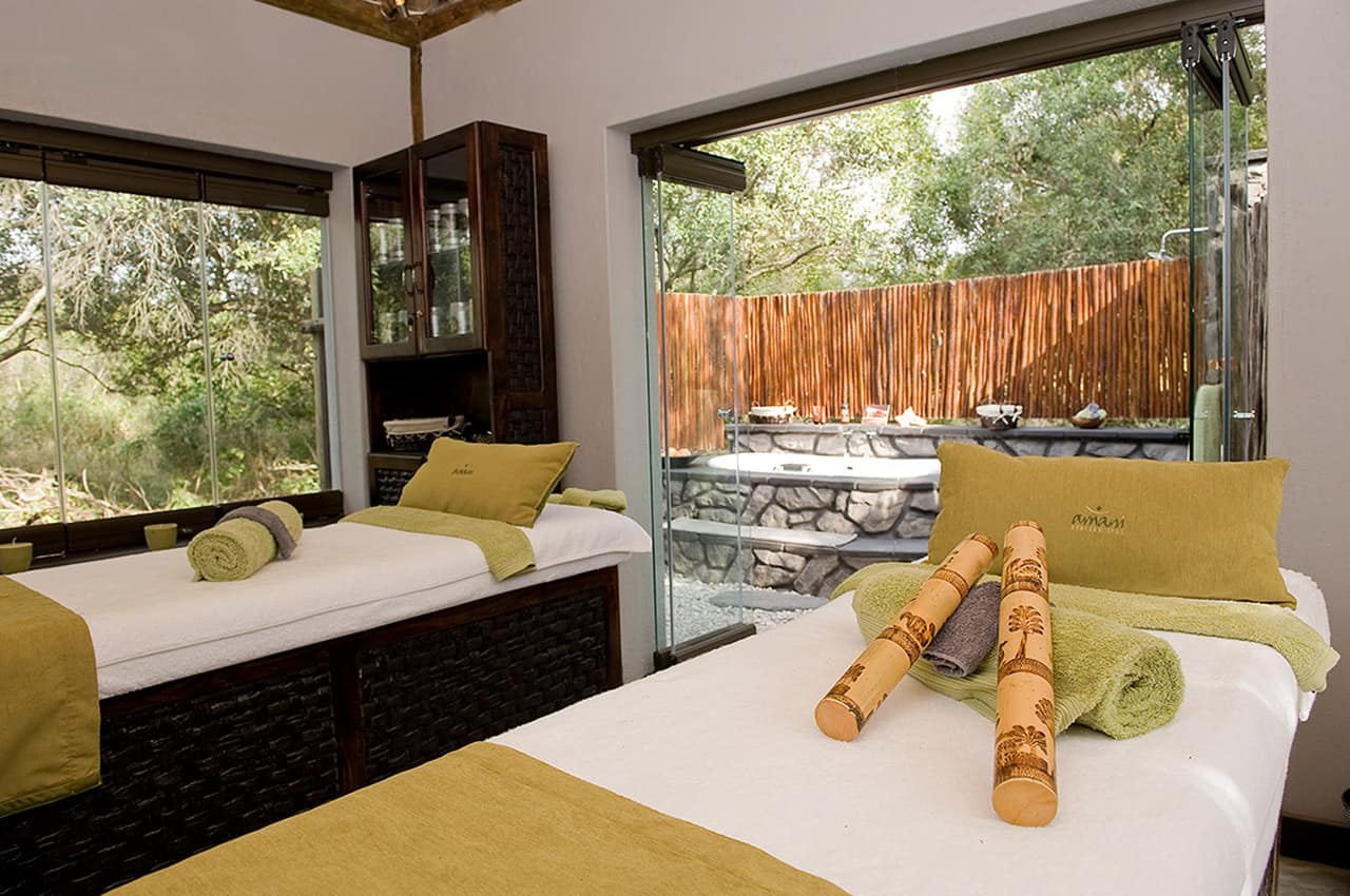 Amani Spa, Bush Lodge