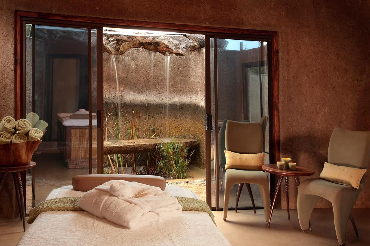 Amani Spa, Earth Lodge
