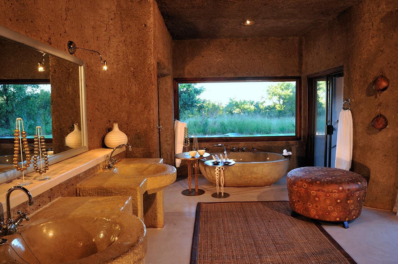 Banheiro, Amber Presidential, Earth Lodge