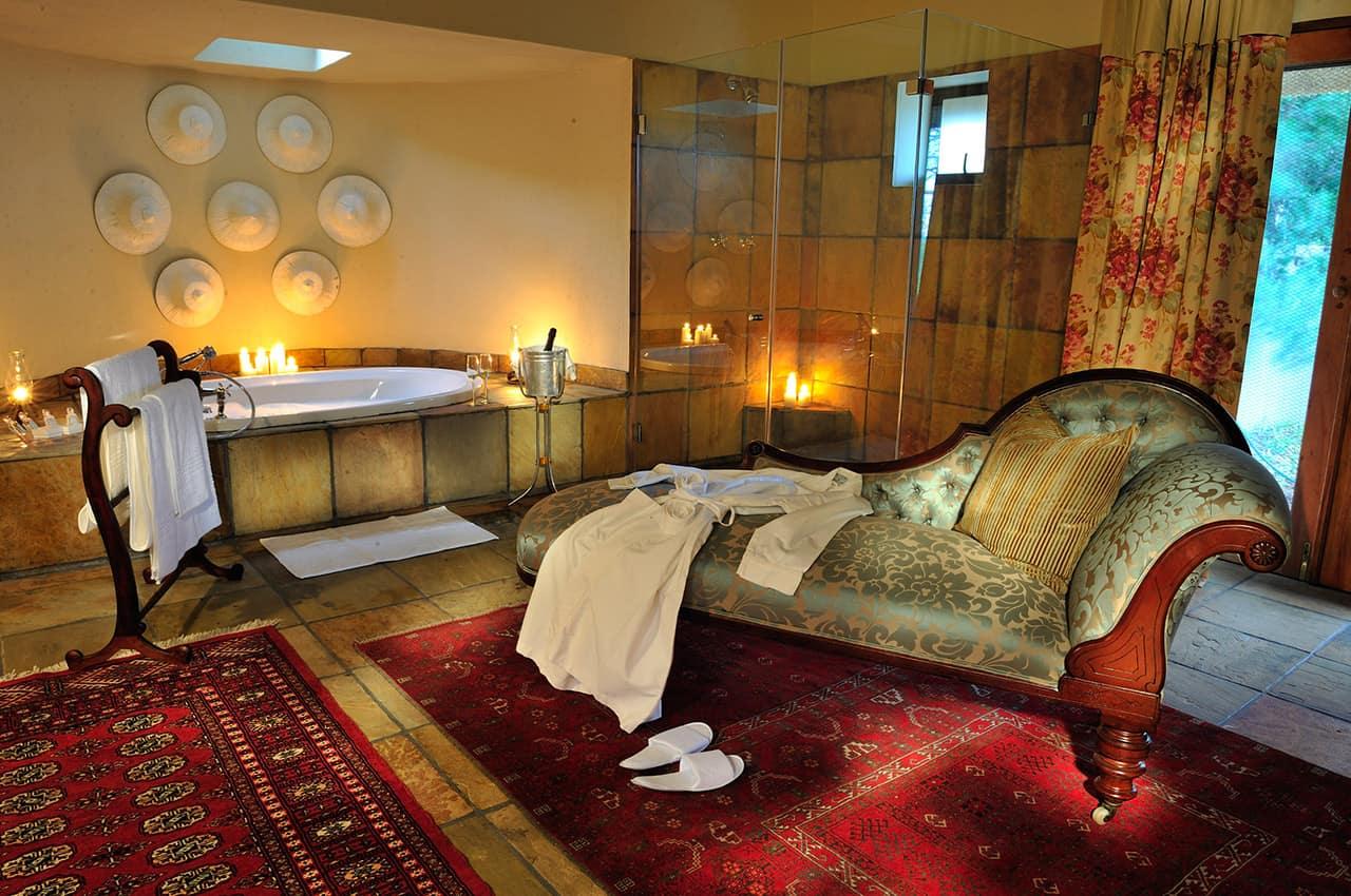 Banheiro, Selati Ivory Suite