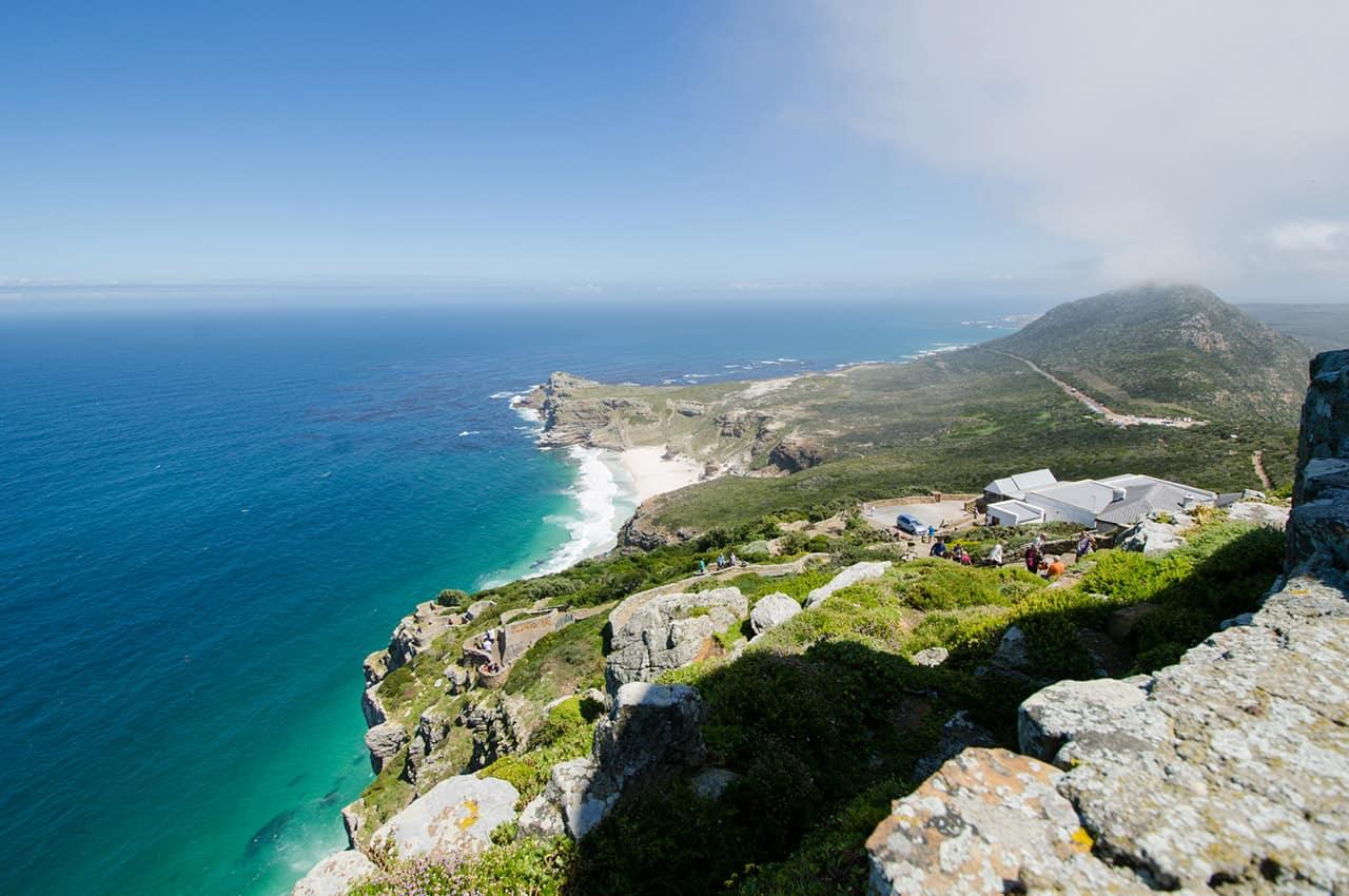 Cape Point em Cape Town