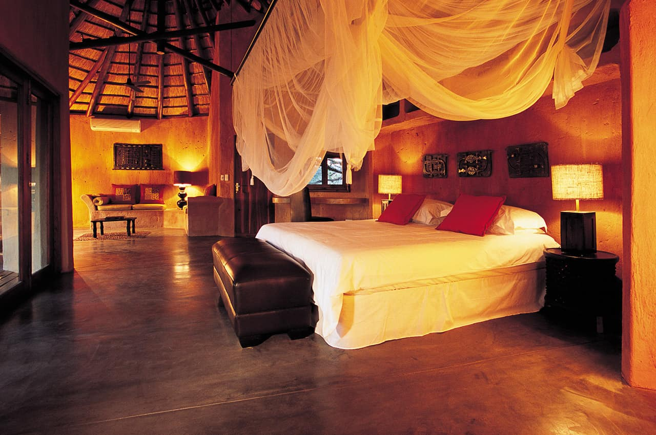 Earth suite, Pondoro Game Lodge