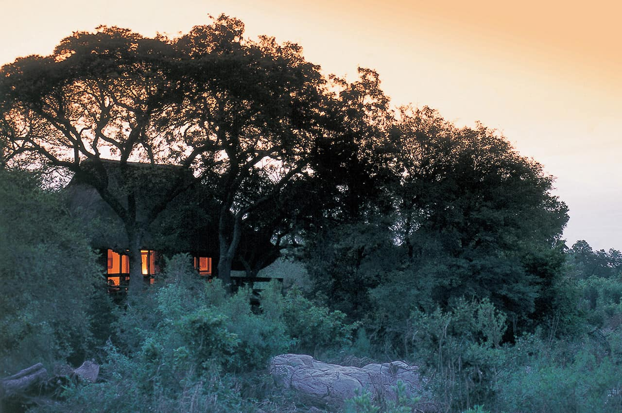 Exterior, Sabi Sabi Little Bush Camp