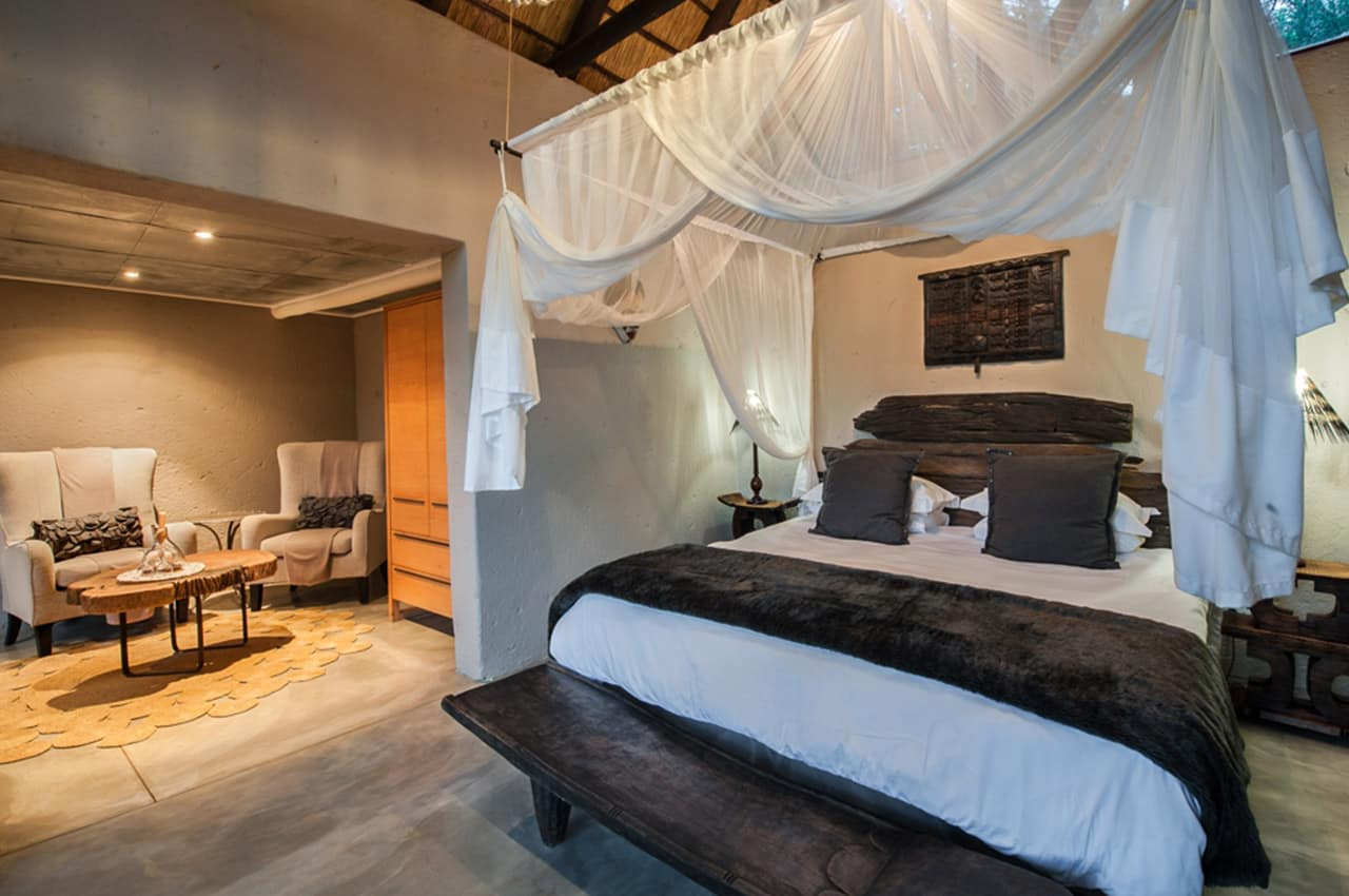 Hardekool Chalet, Pondoro Game Lodge