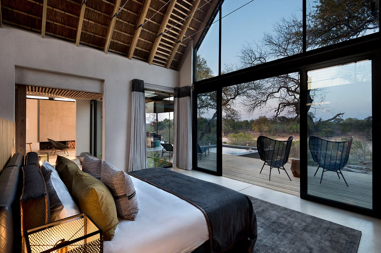 Jacana Suite, Ivory Lodge