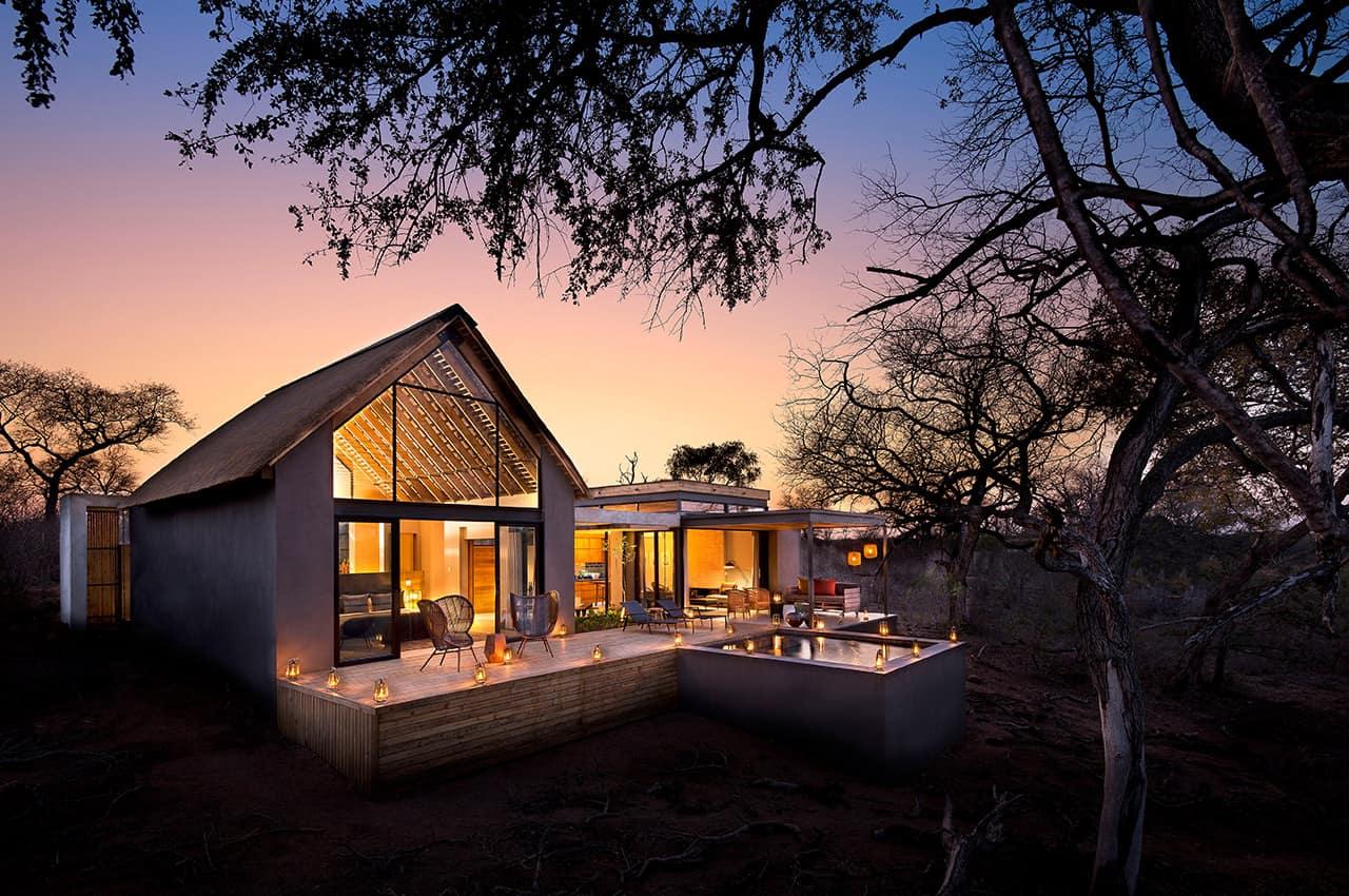Jacana Suite, Ivory Lodge