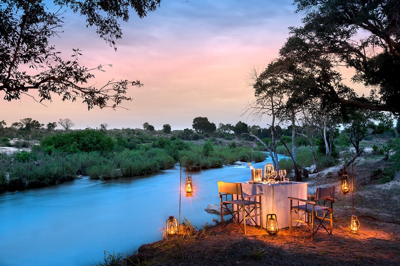 Jantar, River Lodge