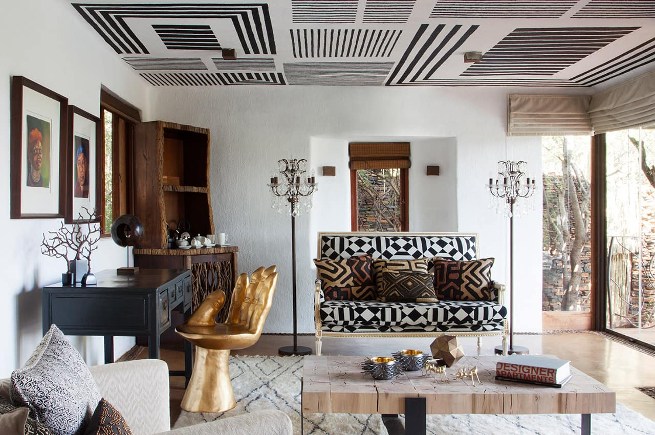 Lounge na Sephiri Family Room