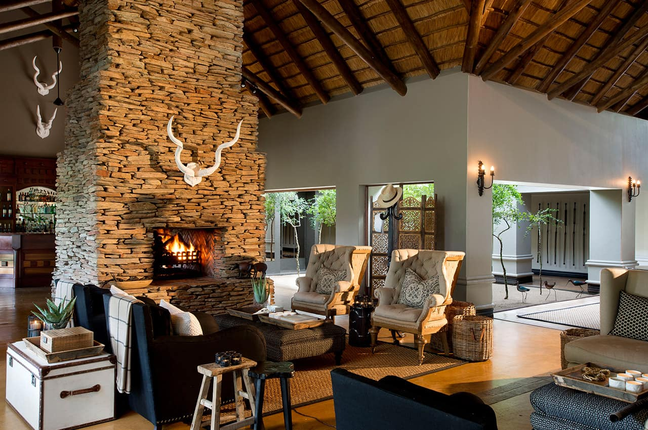 Lounge, Tinga Lodge