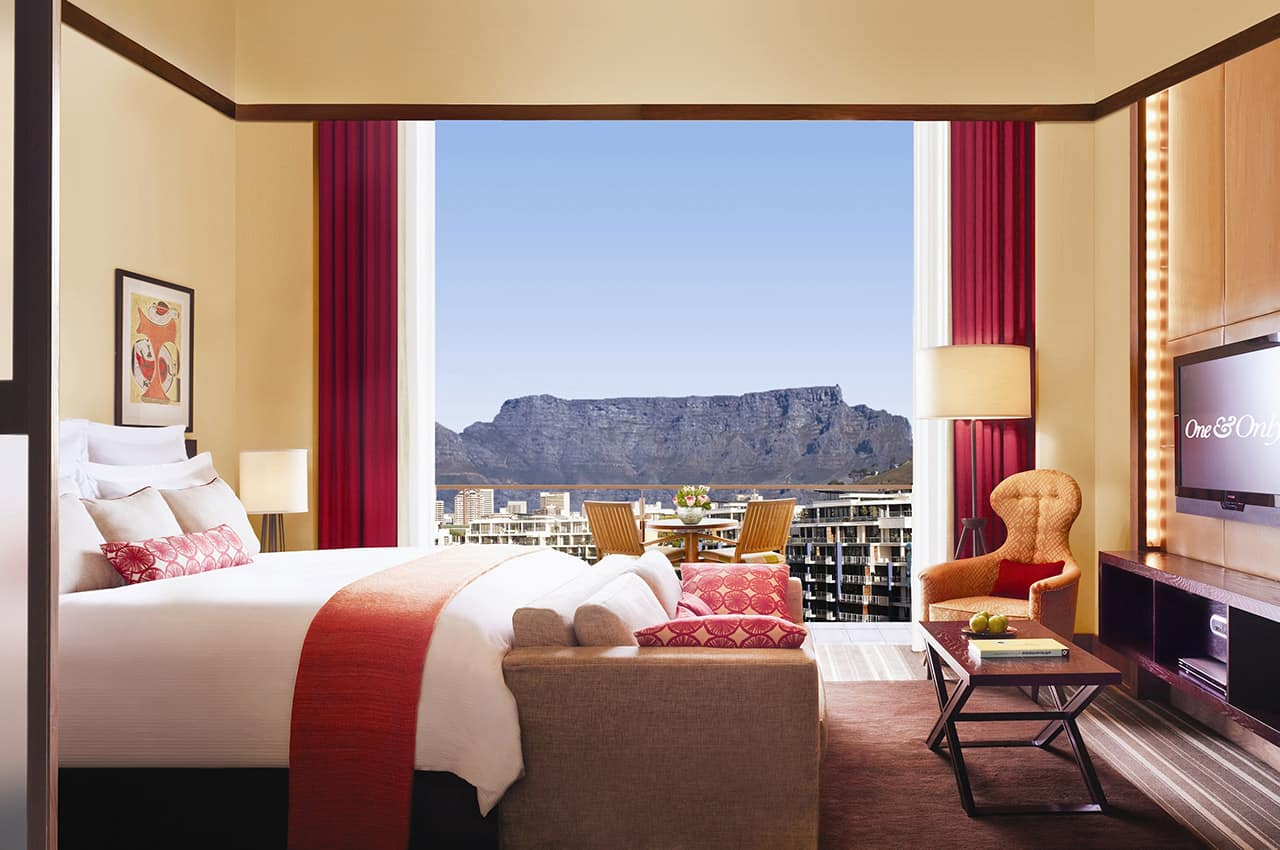 Marina View Room no One&Only Cape Town