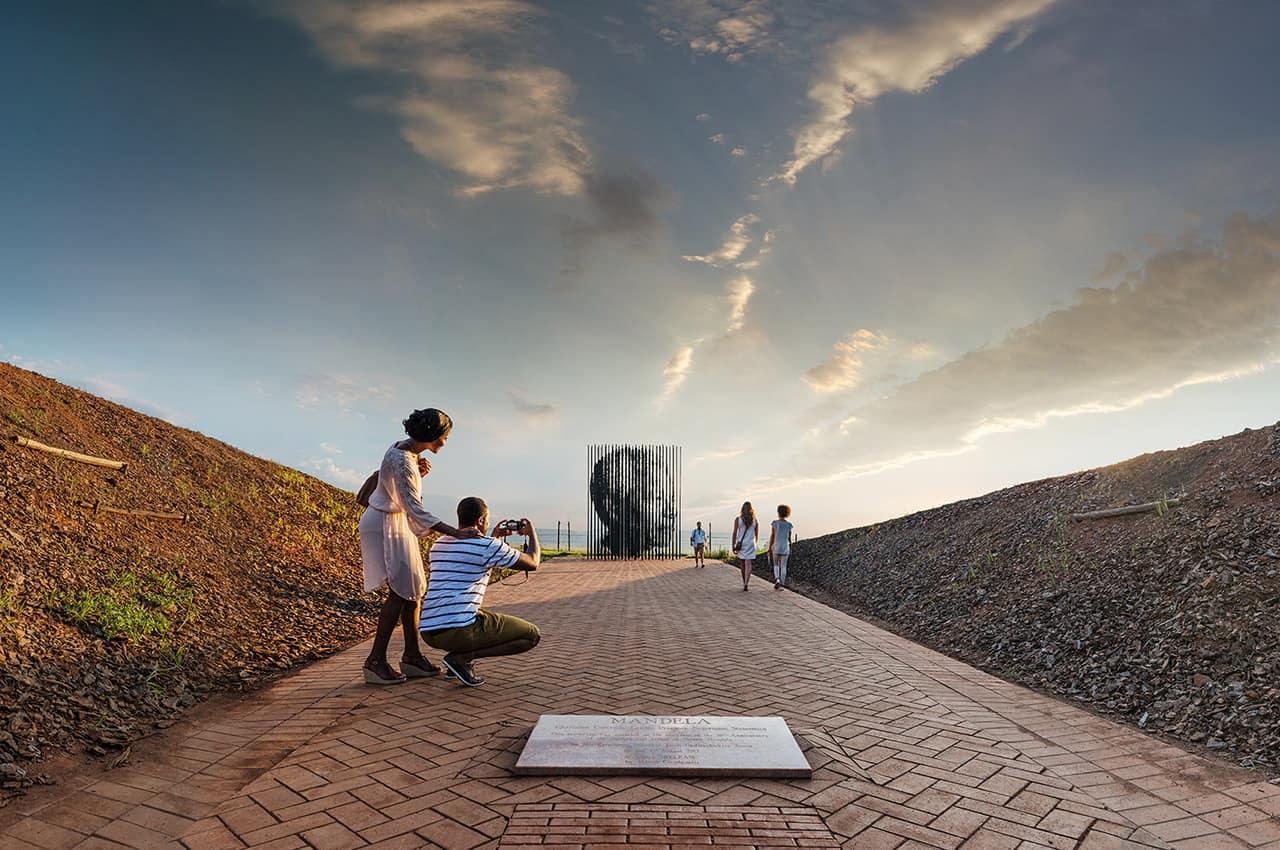 Monumento a Nelson Mandela