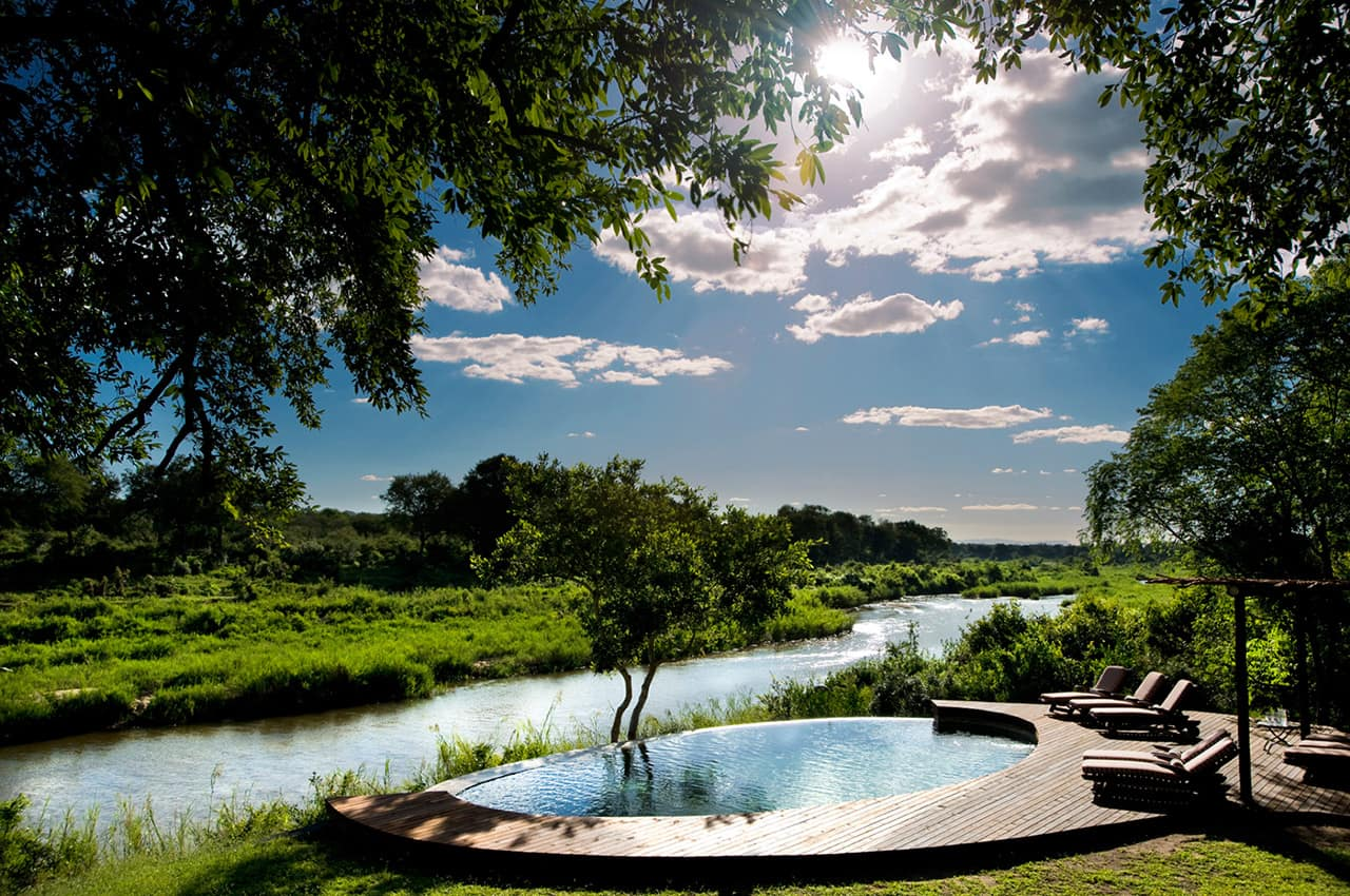 Piscina, Tinga Lodge