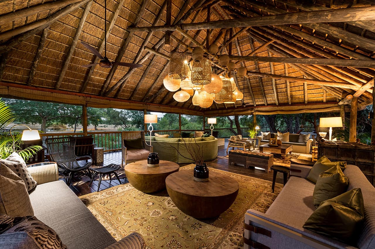Safari Deck, Bush Lodge