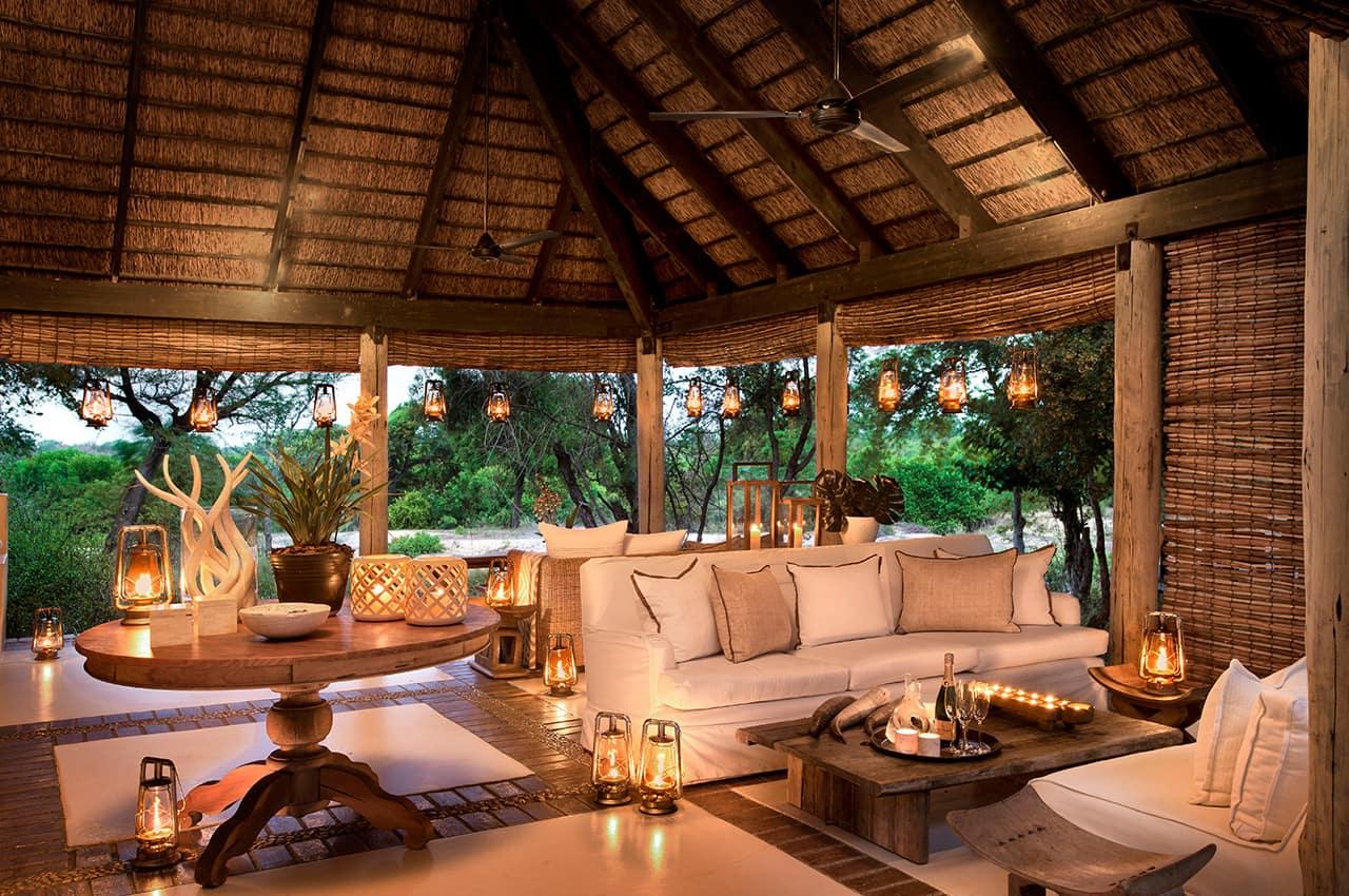 Safari Lounge, River Lodge