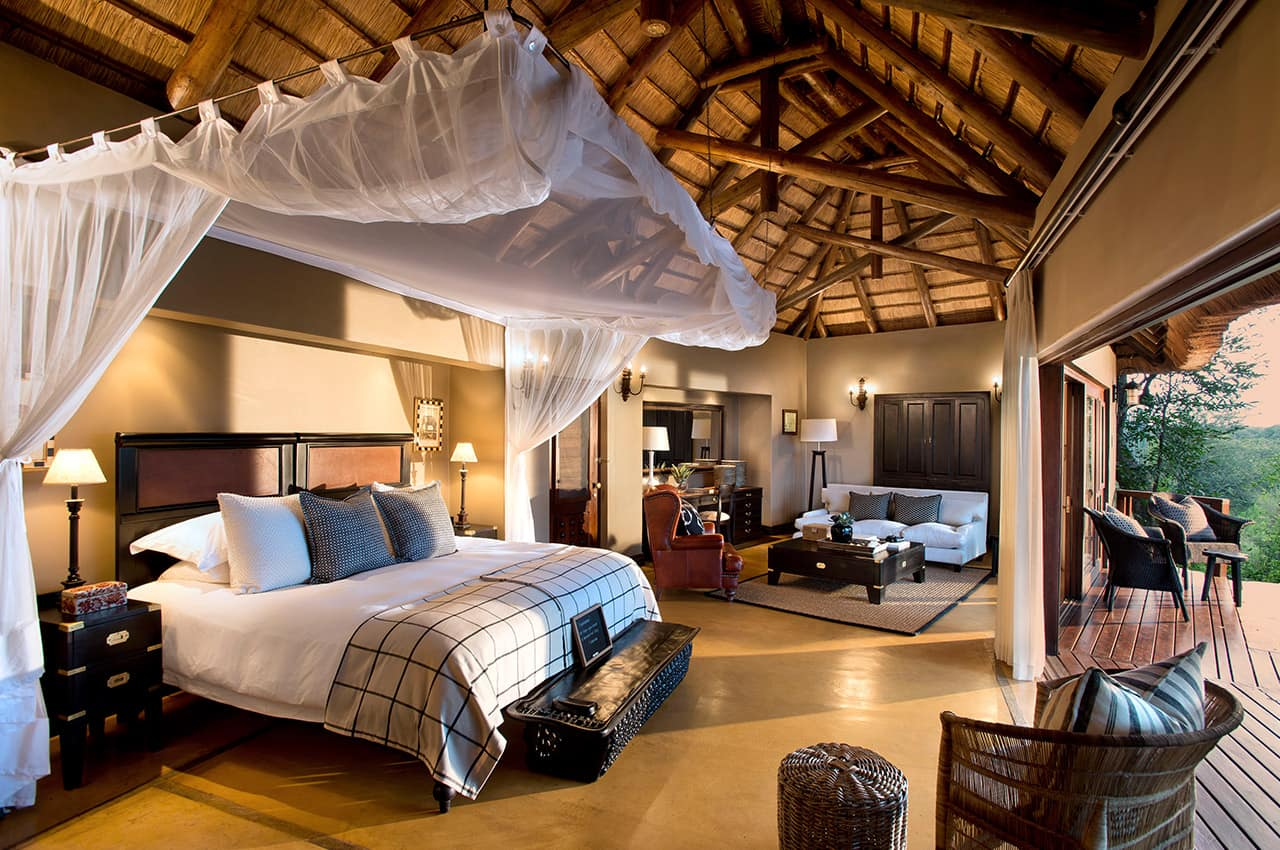 Suite, Tinga Lodge