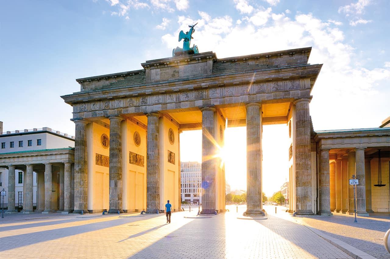 Brandemburgo portao