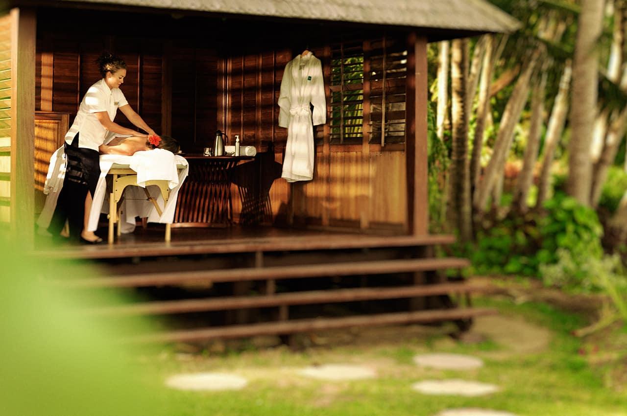 Cabana Massage, One&Only Hayman Island