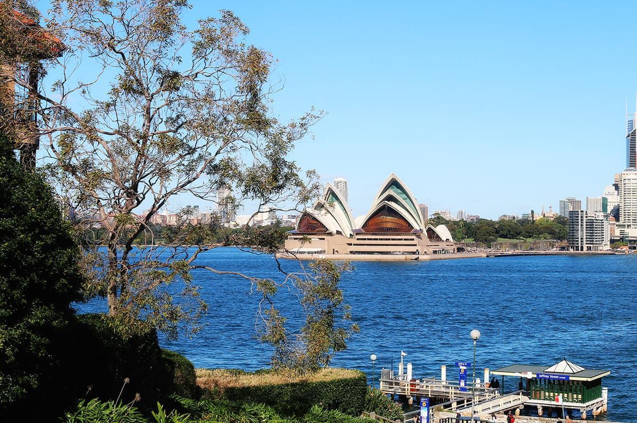Opera House, Sydney, Austrália