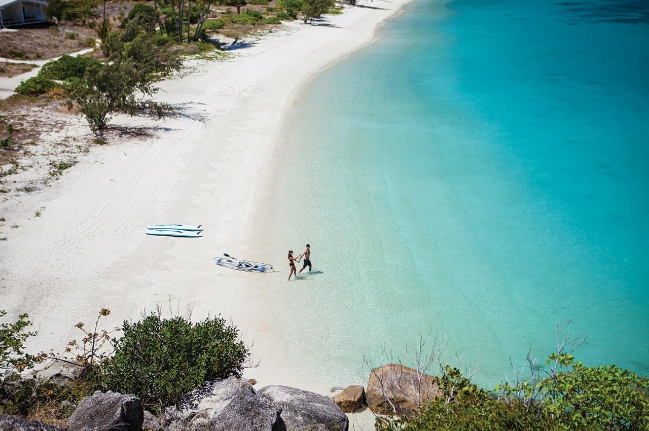 Praia, Lizard Island