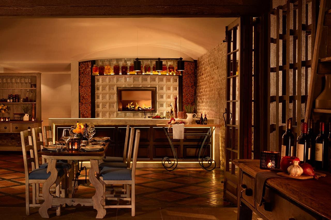Restaurante Amici, One&Only Hayman Island