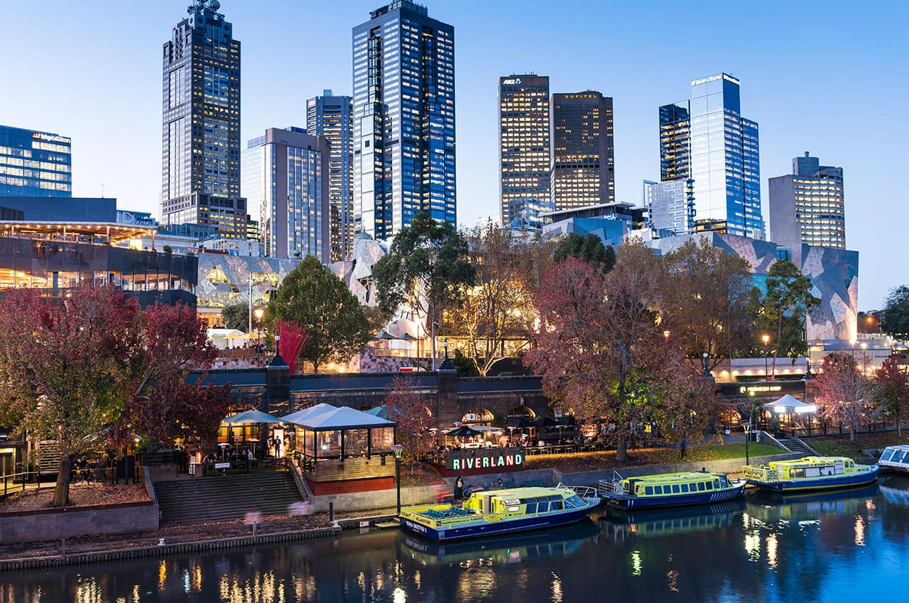 Southbank, Melbourne, Austrália