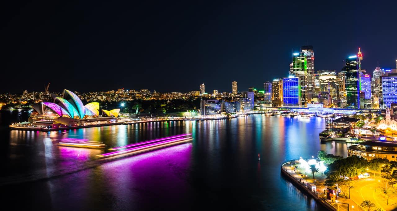 Viagem Austrália, Sydney Harbour
