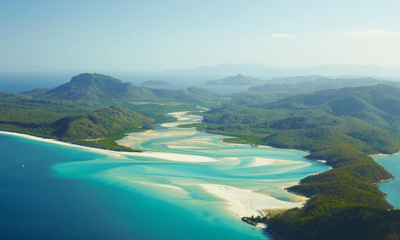 Whitehaven Beach, Whitsundays Islands