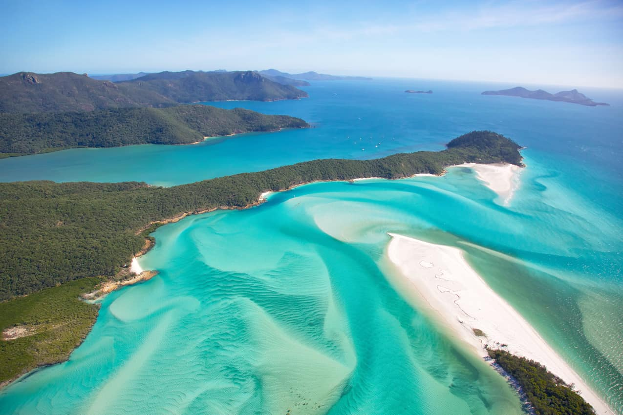 Whitehaven Beach, Whitsundays, Queensland