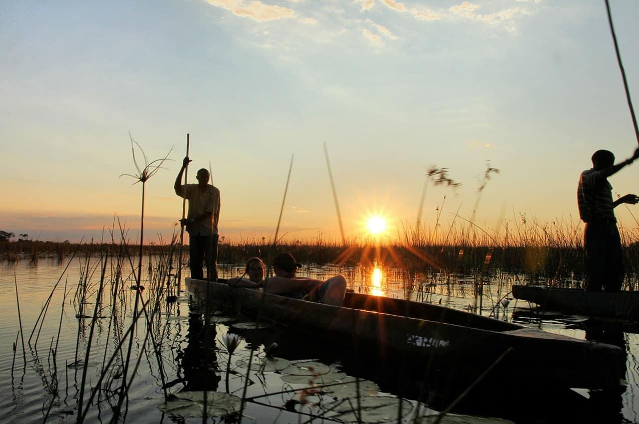Delta do Okavango - Safári