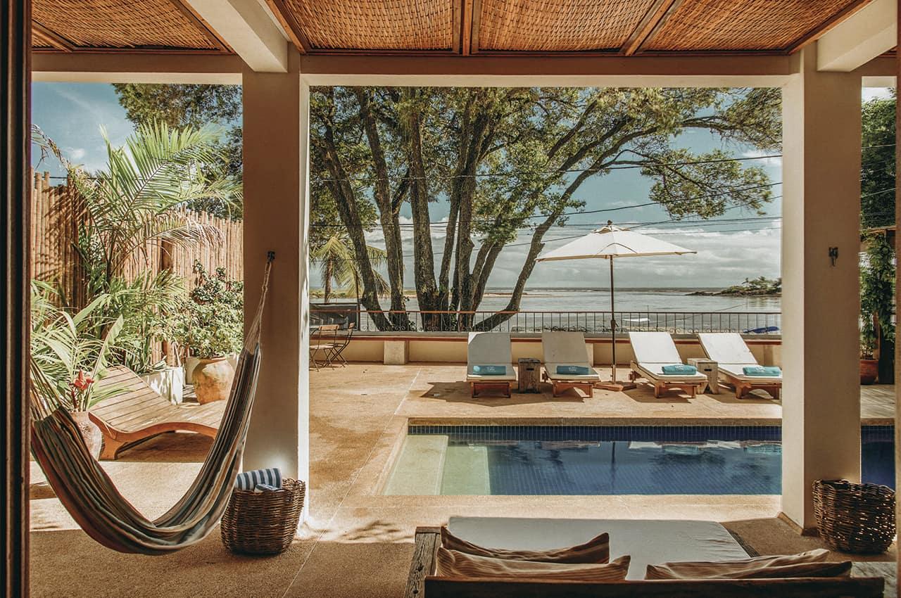 Entrada barracuda beach hotel