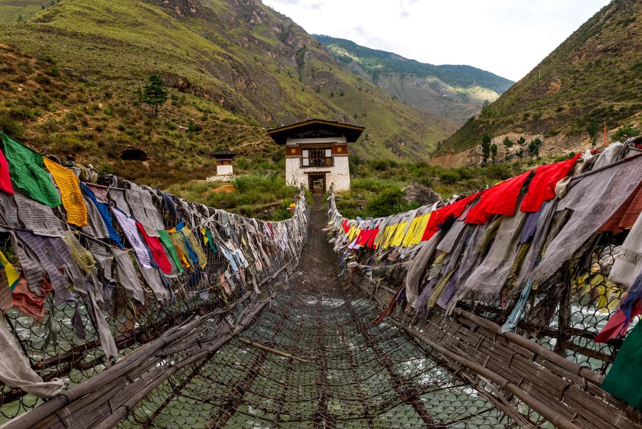 Pacote Butão Monastério Tamchoe Paro