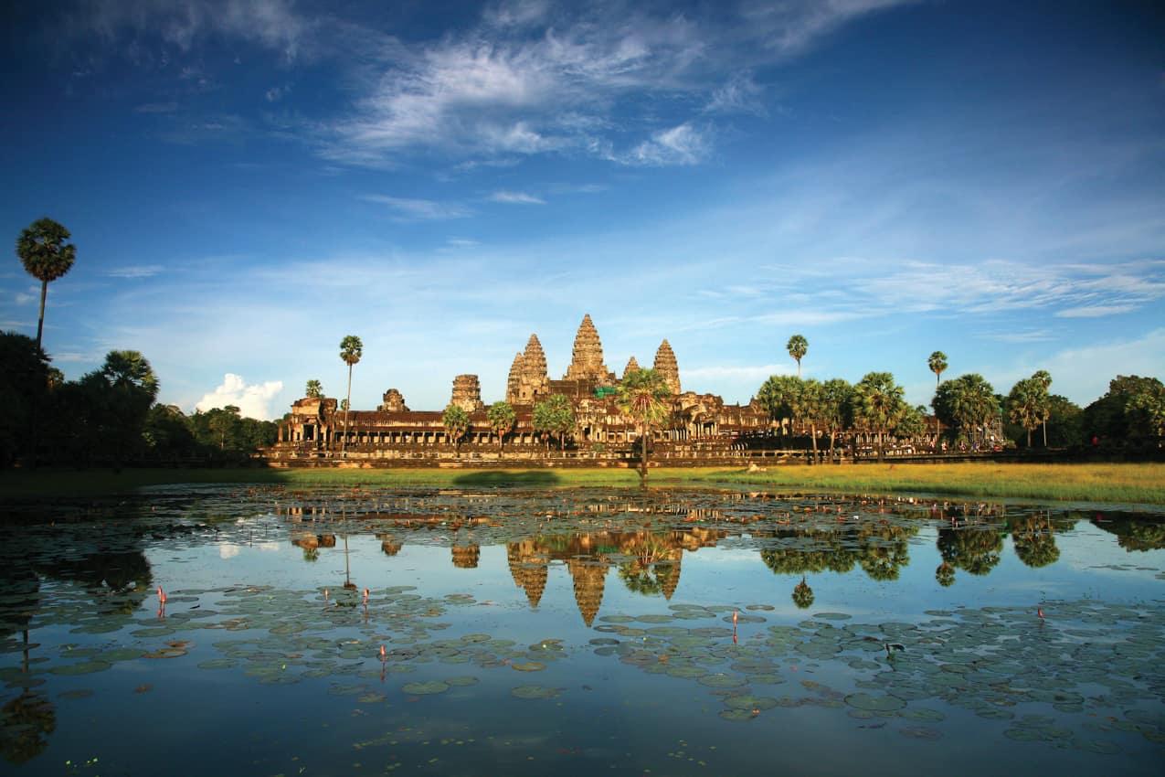 Atrativo turístico Camboja Angkor Wat