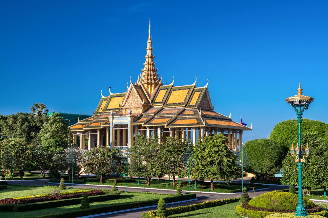 Pacote Camboja Phnom Penh