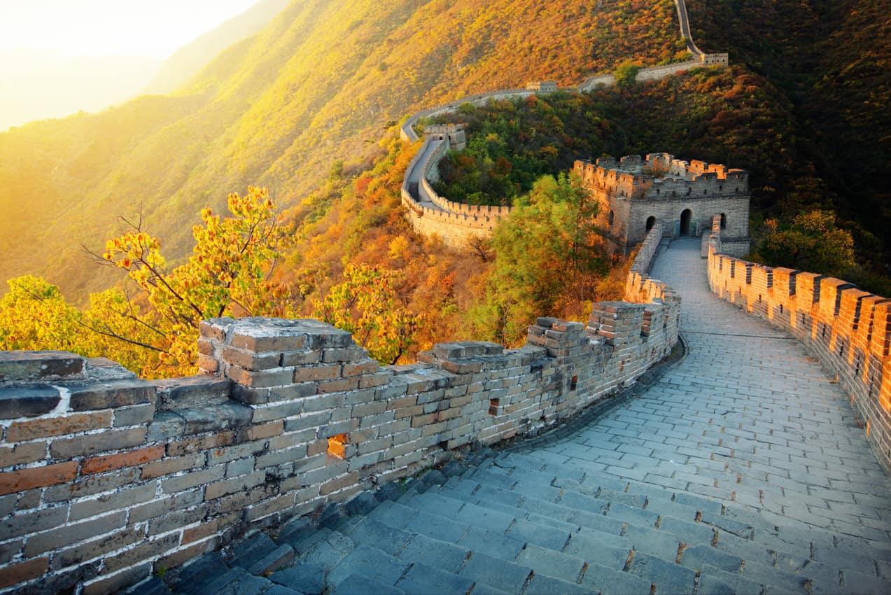 Viagem China Grande Muralha