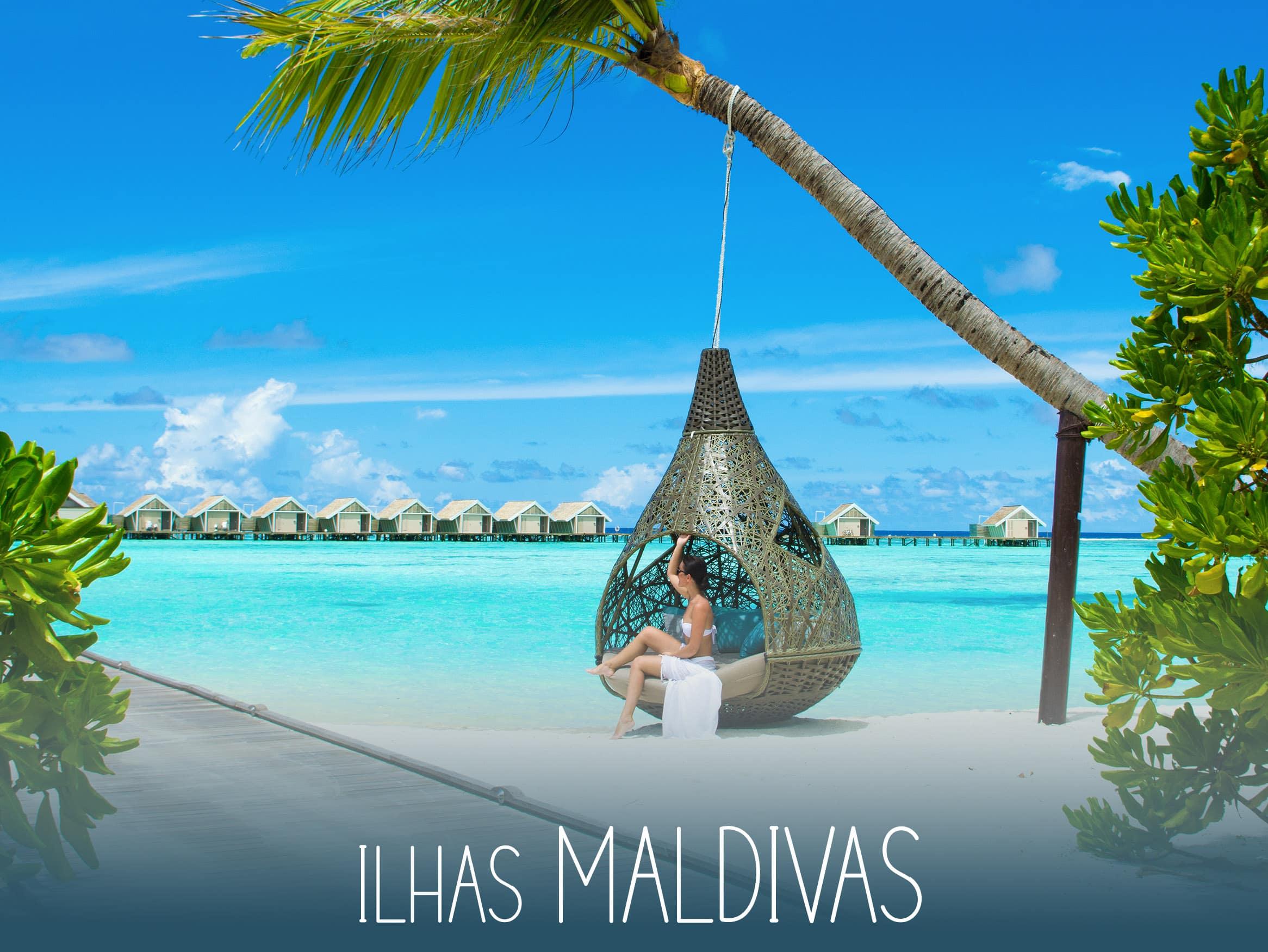 Ebook Ilhas Maldivas
