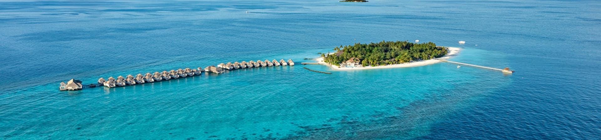 Baglioni maldives vista aerea