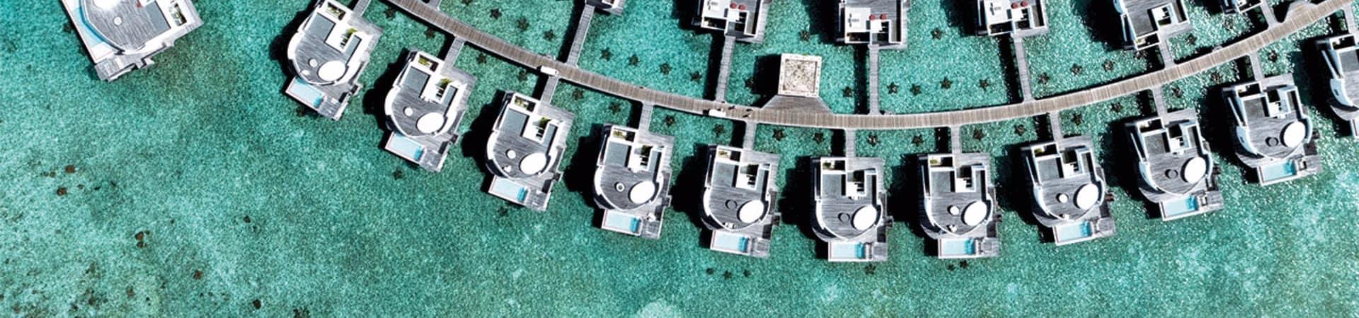 Jumeirah maldives aerea