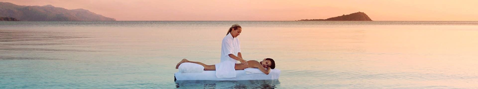 Ocean Massage, One&Only Hayman Island