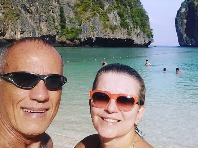 Deborah e Ricardo