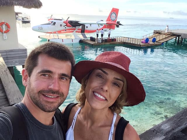 Ricardo Rezende e Luciana Ferreira