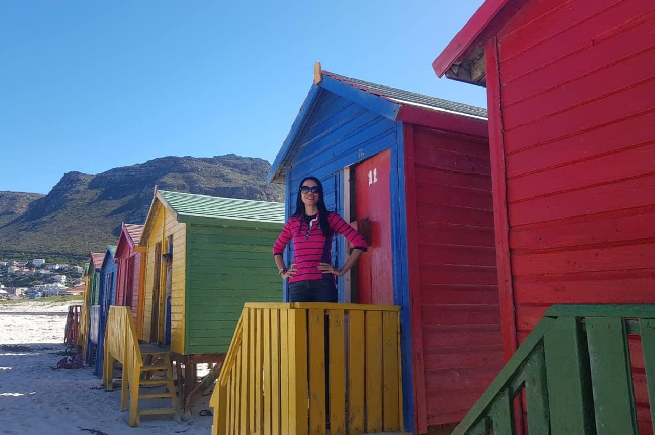 Viagem da Sheilla para Africa do Sul