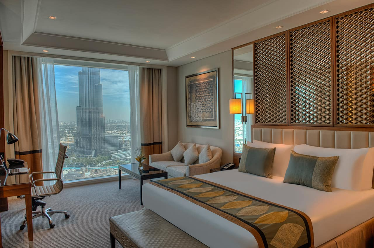 Luxury Burj View