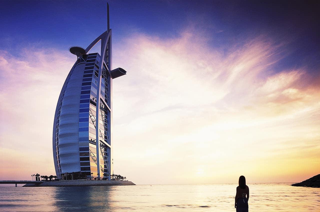 Pacote Dubai, Burj Al Arab, EAU, Dubai hotel