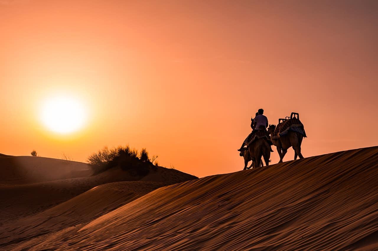 Pacote Dubai, Deserto, EAU, Dubai Passeios