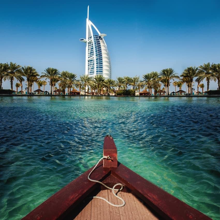 Passeio turístico Dubai Creek