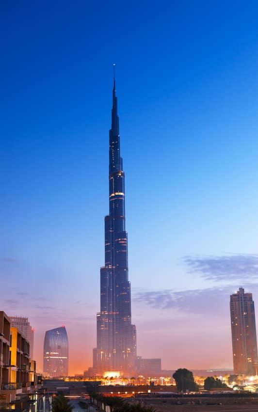 Turismo Dubai Burj Al-Khalifa