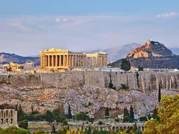 Os Tesouros da Grécia