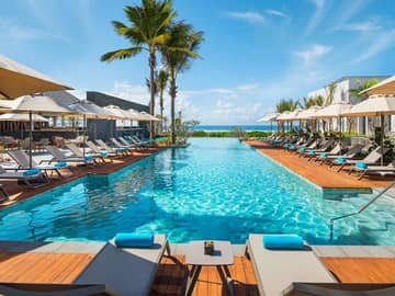 Anantara iko mauritius piscina