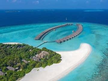 Réveillon nas Maldivas: Anantara Kihavah Villas
