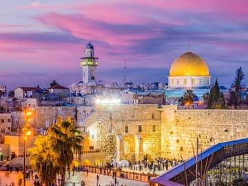 Antiga Jerusalém